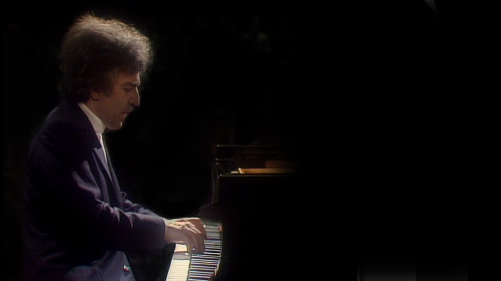 Vladimir Ashkenazy in recital (II/VI)