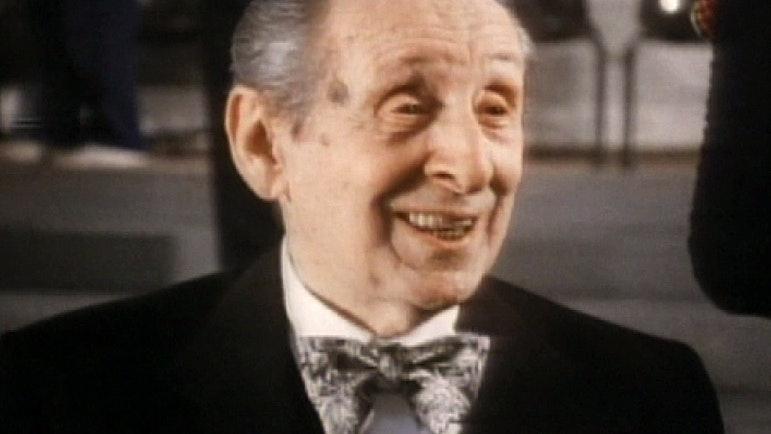 Vladimir Horowitz plays Mozart