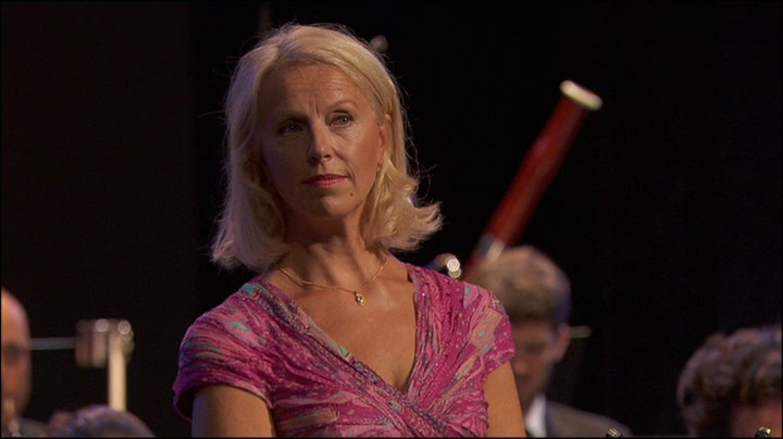 Anne Sofie von Otter and Marc Minkowski perform Canteloube and Mozart
