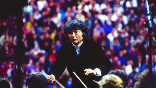 Seiji Ozawa conducts Rimsky-Korsakov, Tchaikovsky, Borodin, and Stravinsky