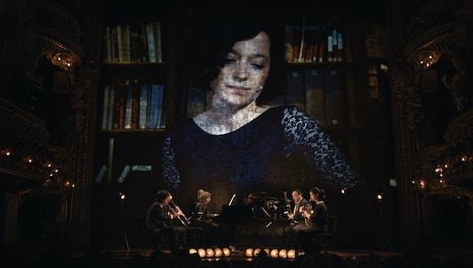 Le Balcon interpreta Beethoven, Repečkaitė, Vivier y Sciarrino — Con Michaël Levinas