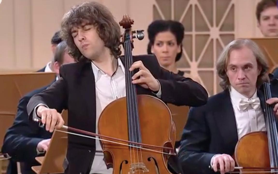 XV International Tchaikovsky Competition: Cello, Final Round (III/III)