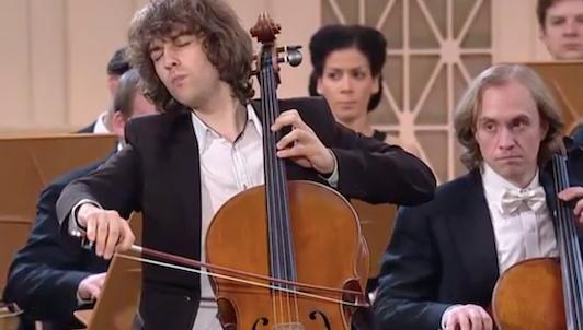 XV Concours International Tchaïkovski : Violoncelle, Finale (III/III)