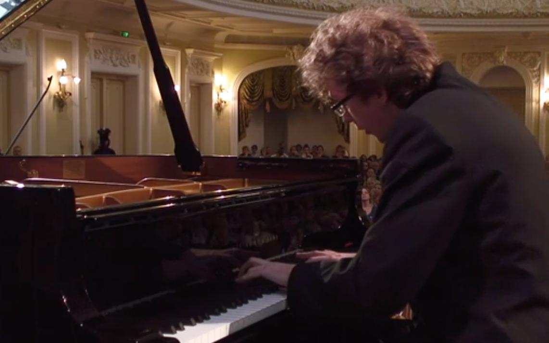 XV International Tchaikovsky Competition: Piano, Final Round (I/III)