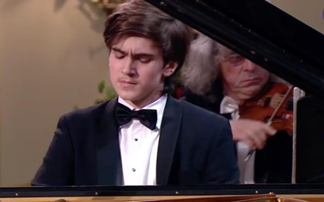 XV International Tchaikovsky Competition: Piano, Final Round (III/III)