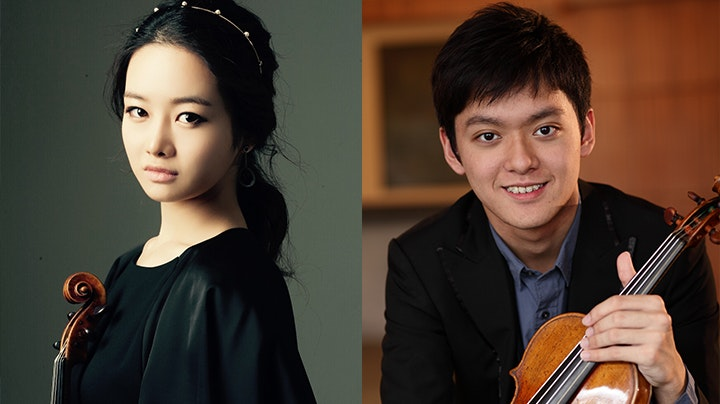 XV International Tchaikovsky Competition: Violin, Final Round (II/III)