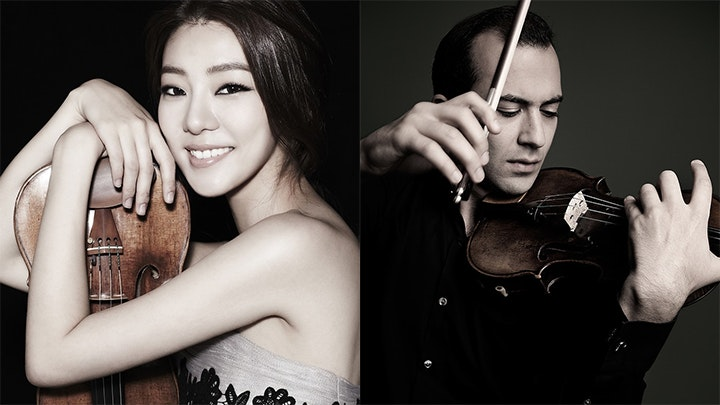 XV International Tchaikovsky Competition: Violin, Final Round (III/III)