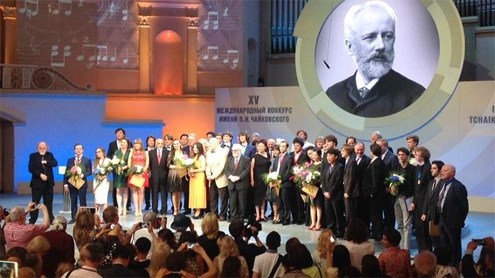 XV Concours International Tchaïkovski : Cérémonie de remise des prix