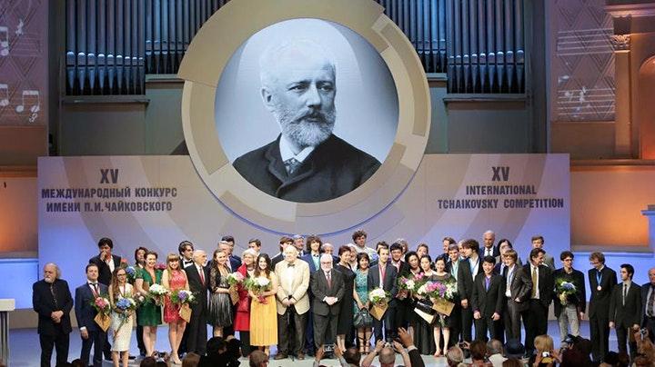 Concert des lauréats du XV Concours International Tchaïkovski
