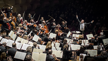 Yannick Nézet-Séguin conducts Mahler's Symphony No. 5