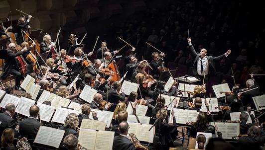 Yannick Nézet-Séguin dirige la Symphonie n°5 de Mahler