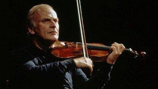 Yehudi Menuhin: Iniciación a la música