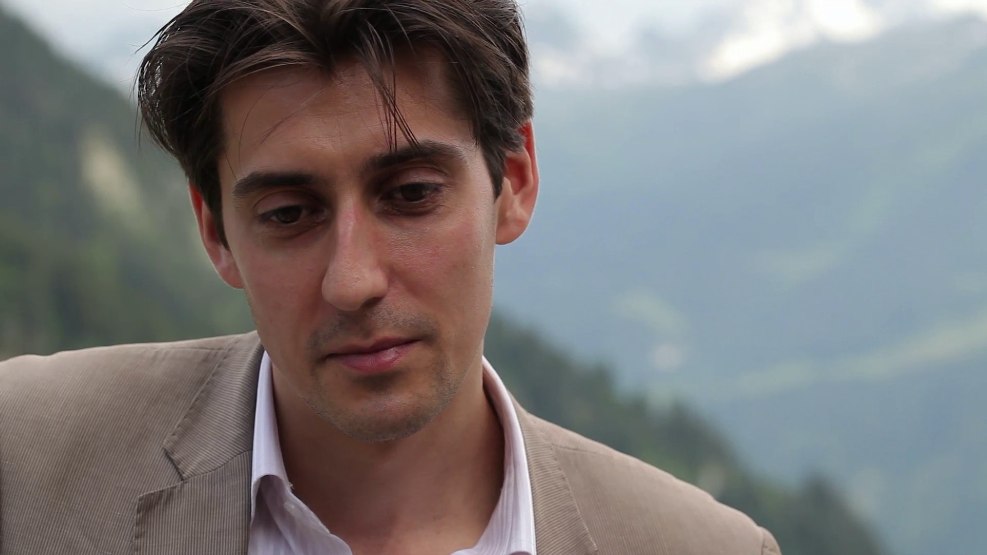 Yevgeny Sudbin: Interview