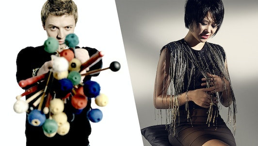 Yuja Wang and Martin Grubinger: An Explosive Encounter Between Piano and Percussion
