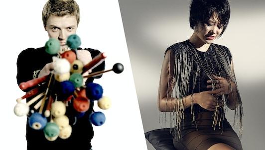 Yuja Wang et Martin Grubinger : Quand le piano rencontre les percussions