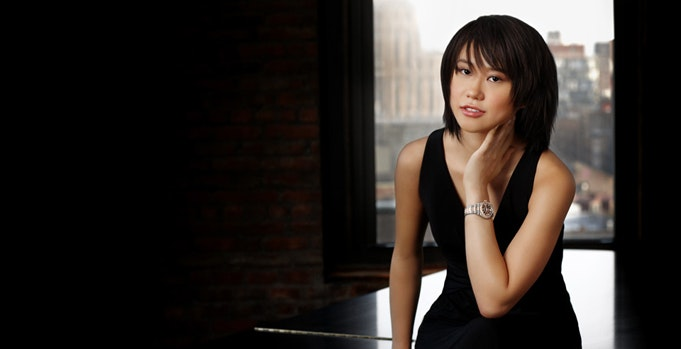 Yuja Wang's perfect pacing