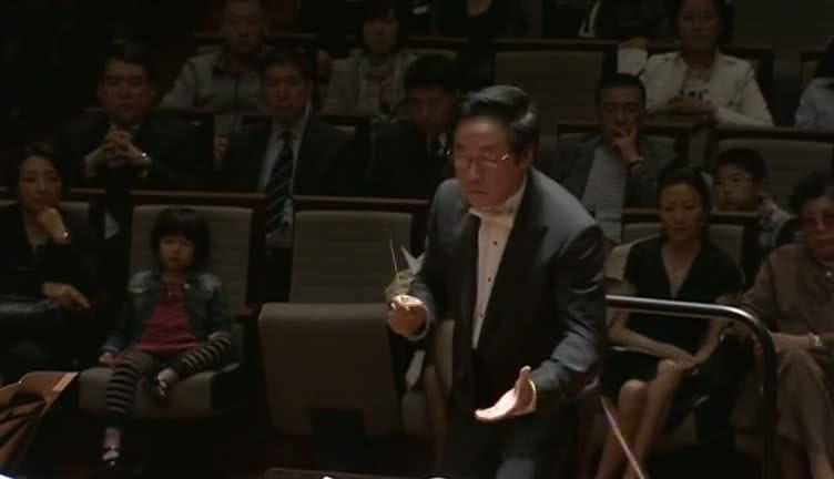 Zuohuang Chen conducts Liszt