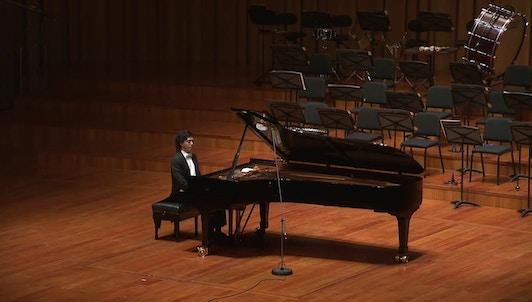 Yundi performs Chopin