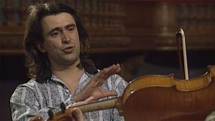 Yuri Bashmet, playing and teaching the viola