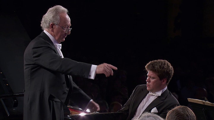 Yuri Temirkanov conducts Rachmaninov – with Denis Matsuev