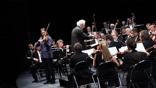 Yuri Temirkanov dirige Beethoven et Prokofiev – Avec Leonidas Kavakos