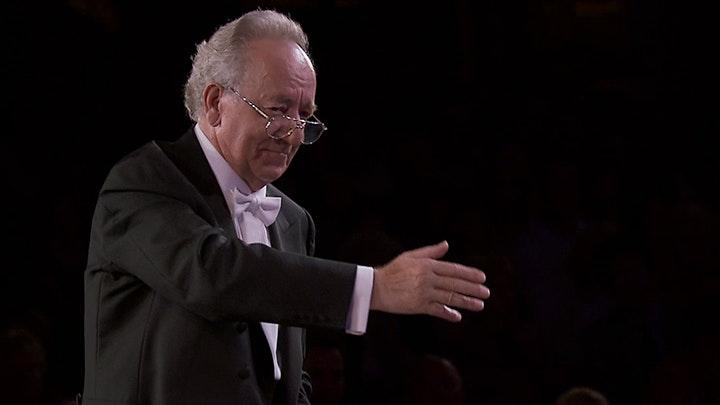 Yuri Temirkanov dirige Shéhérazade de Rimski-Korsakov