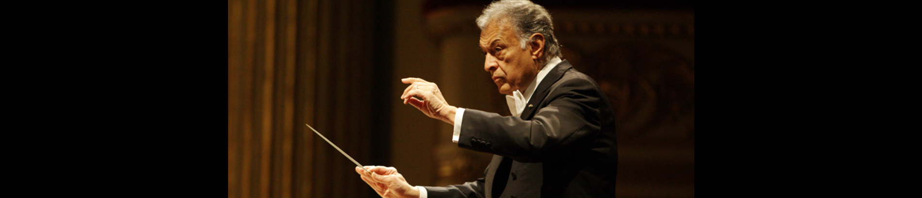 Zubin Mehta conducts Mozart — With Itzhak Perlman and Pinchas Zukerman